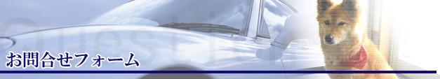 オークション代行 新車 中古車販売 廃車 買取り 下取り 各種損害保険 車検 オーディオ取付  埼玉県 川口市 お問い合せ